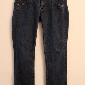Hudson Classic Straight Leg Jeans Pants Sz 27